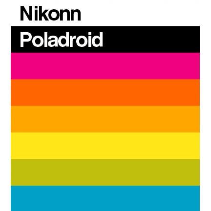 Image of CDUN05 Nikonn:Poladroid SX-70 Edition CD