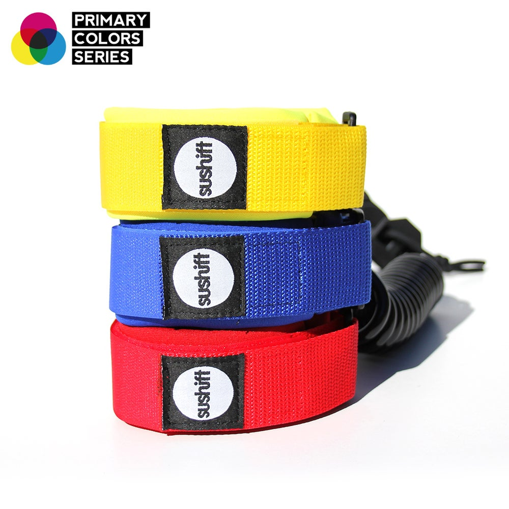 Image of Sushift - Leash Biceps - Primary Colors Series LTD