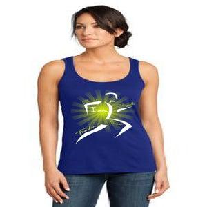 Image of Inspired Runner, blue