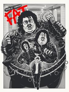 Image of 'Weird Al FAT' Print