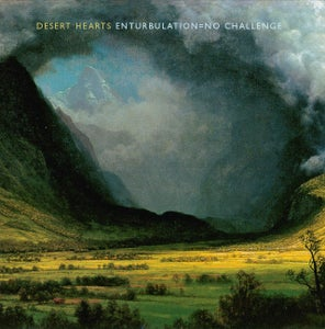 Image of Desert Hearts 'Enturbulation = No Challenge' CD Album