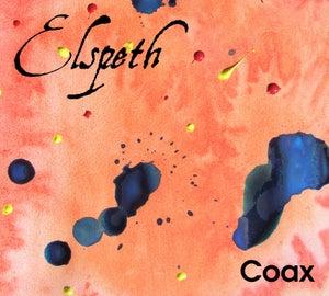 Image of Elspeth 'Coax' CD Album