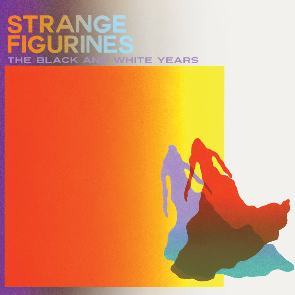Image of The Black and White Years - Strange Figurines CD