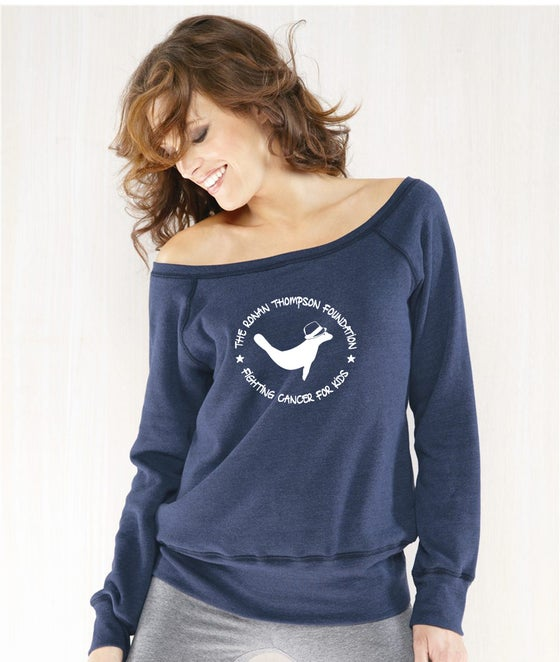 Image of Ronan Seal Slouchy Sweatshirt