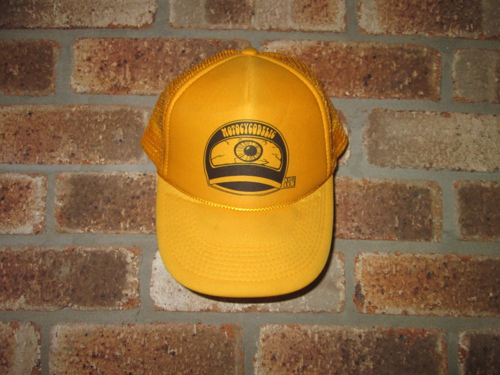 Image of Yellow Helmet Hat