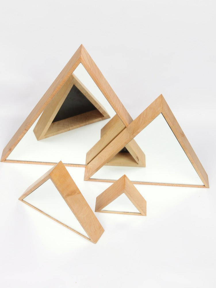 Image of Triangle Mirrors