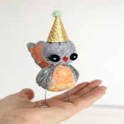Image of Custom Bird Cake Topper