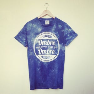 Image of Blue Marble Logo Tee