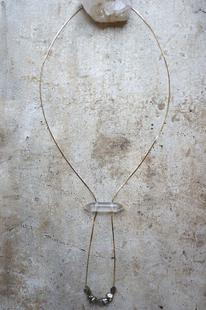 Image of ▲ Collier Finlay ▲