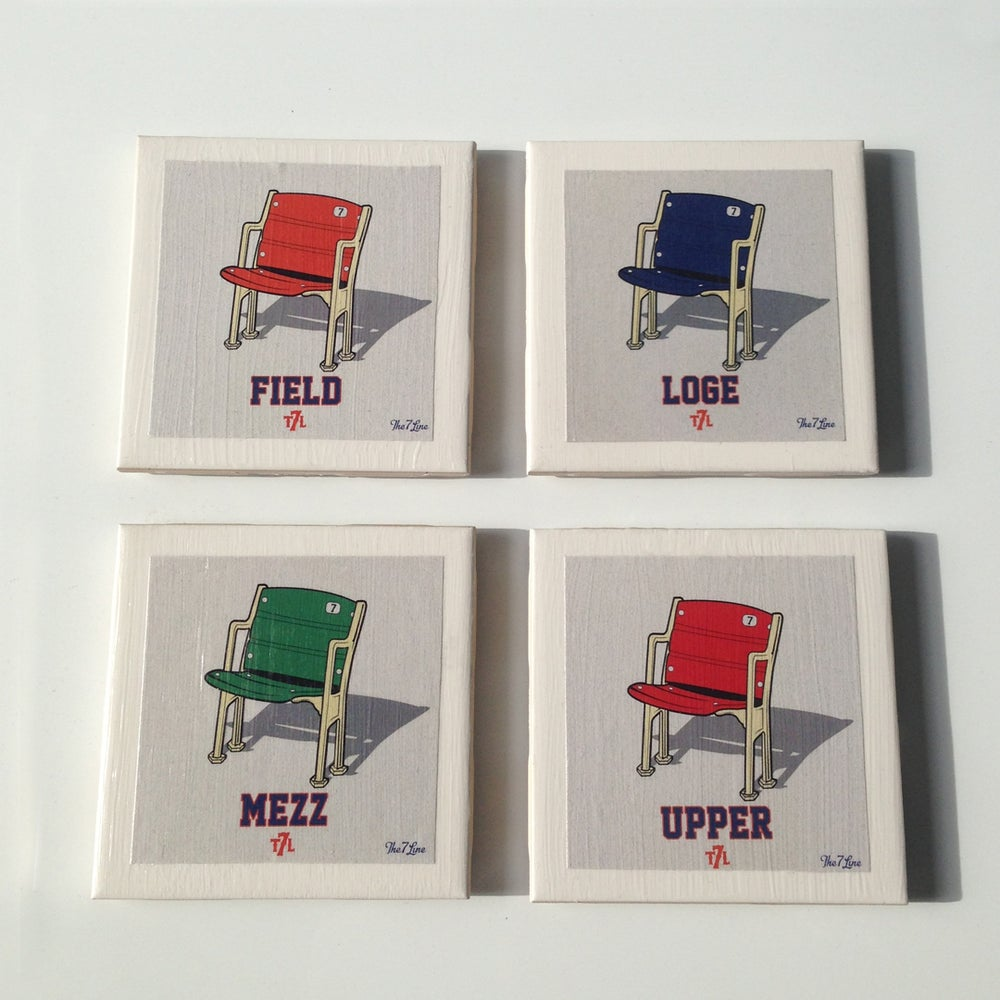 Image of Coaster Set