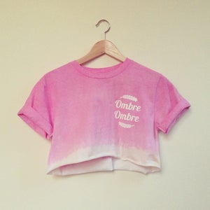 Image of Pink Logo Crop