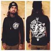 Image of Live. Free. Die. Never. Long-sleeve Tee SOLD OUT
