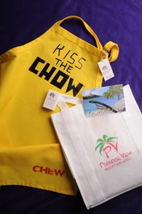 Image of CHEW: Souvenirs From Paradise - SOLD OUT