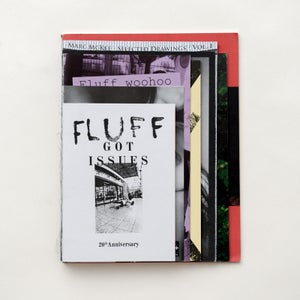 Image of fluff magazine got issues 20