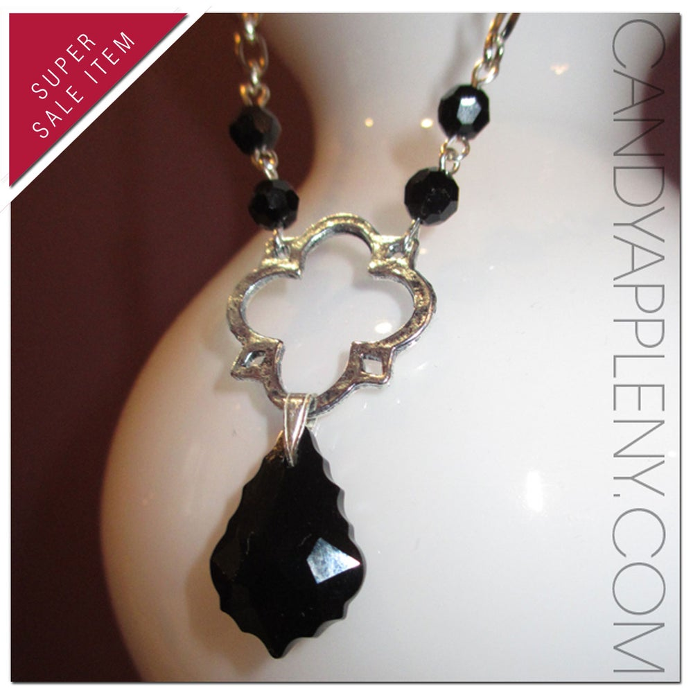 Image of Brilliant Baroque Swarovski Necklace - Originally 32.00