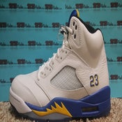 "Image of AIR JORDAN 5 ""laney's"""
