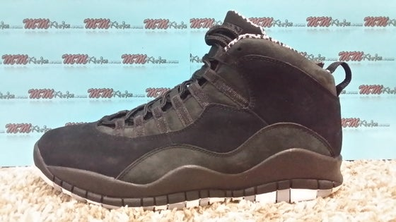 "Image of AIR JORDAN 10 ""Stealth"""