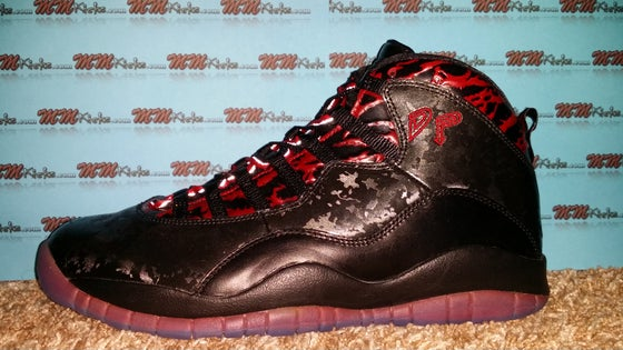 "Image of AIR JORDAN 10 ""Doernbecher"""