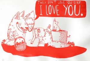 Image of They don't love you