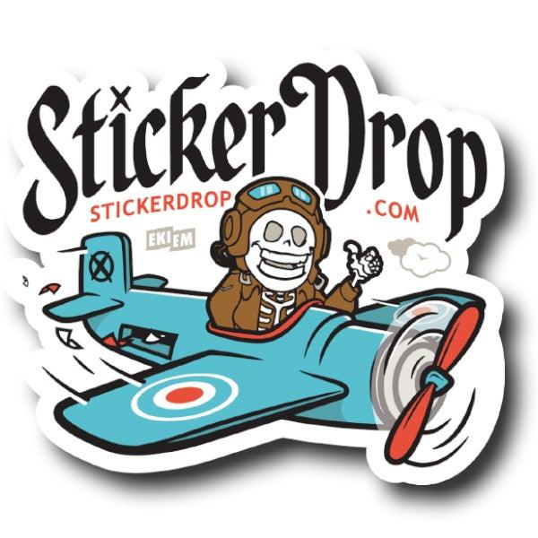 Image of Sticker Drop x Ekiem Collab Sticker