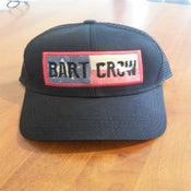 Image of BC Black Patch Hat