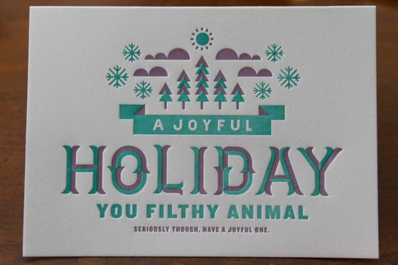Image of A Joyful Holiday (by Ryan Feerer)