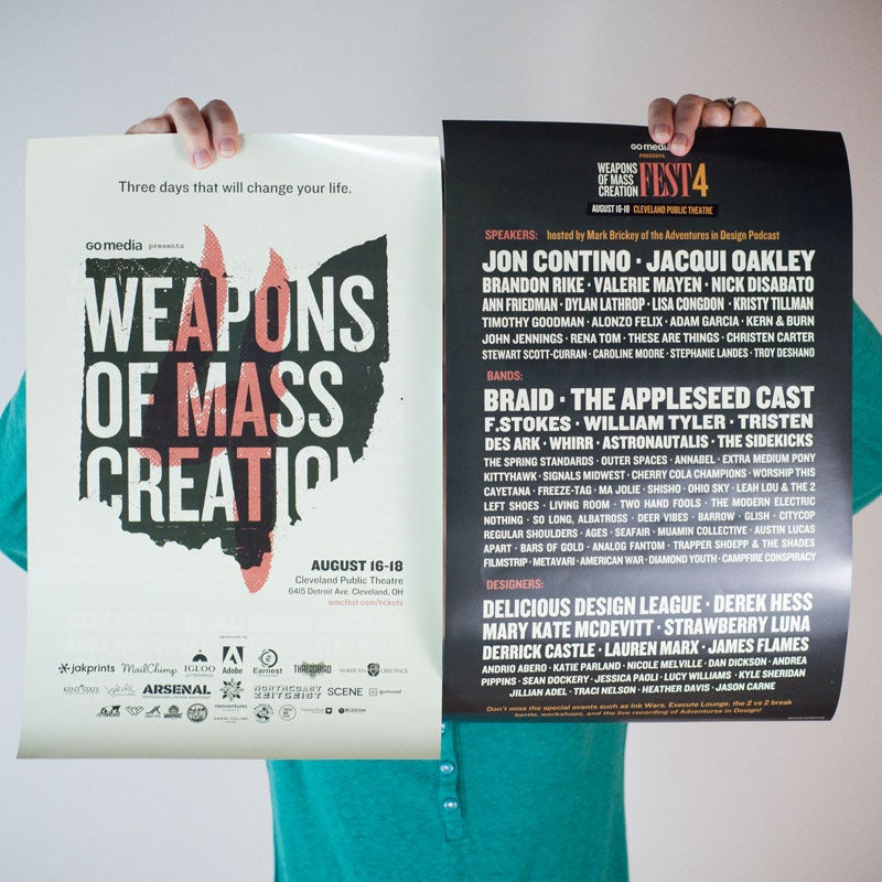 Image of WMC Fest 4 Poster