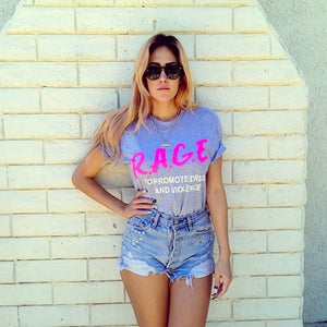 Image of Rage Tee (Womens)