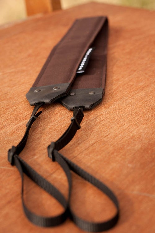Image of Brown Camera Strap