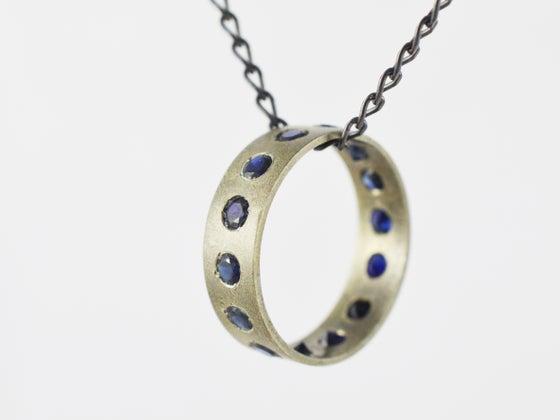 Image of Satellite pendant