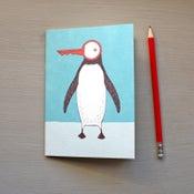 Image of Penguin pocket notebook