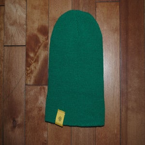 Image of .green.beanie.