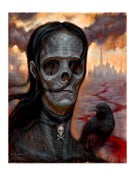 "Image of ""The Hungry Ghost of Blood Castle"" Ego Death Series Limited Edition"