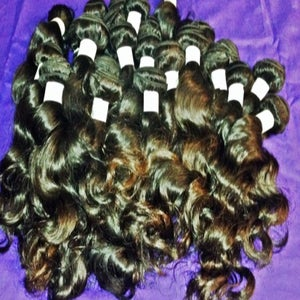 Image of  PERUVIAN LOOSE WAVE single bundles