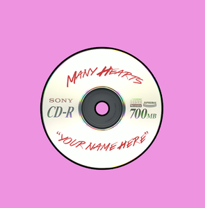 Image of Mix CD from Jesse or Johnny