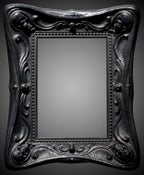"""Image of Custom """"Oddfellows"""" Frame- fits 5x7"""" painting"""