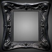 "Image of Custom ""Oddfellows"" Frame- fits 5x7"" painting"