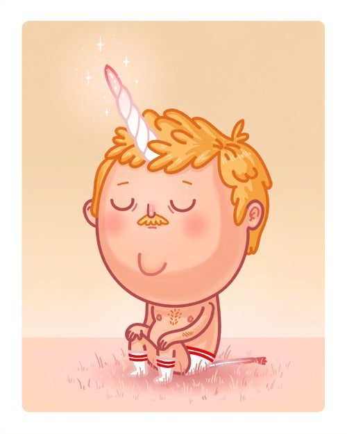 Image of Manicorn