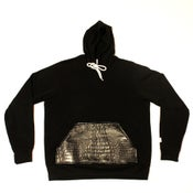 Image of Black on Black hoody