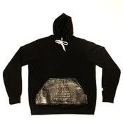 Image of Black on Black hoody
