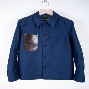 Image of Junya Watanabe MAN - Hervier Productions French Worker Jacket