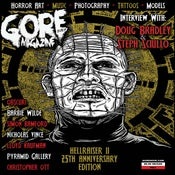 Image of Gore Noir Magazine Issue #10 Hellraiser/80's Edition PREORDER