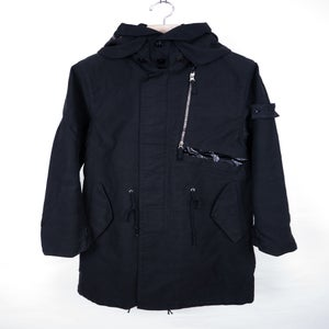 Image of Stone Island Shadow Project - Garment Dyed Bonded Twill Parka