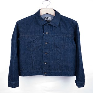 Image of Engineered Garments - Type 5 Denim Jean Jacket