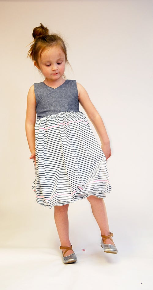 Image of The Martha Bubble Dress