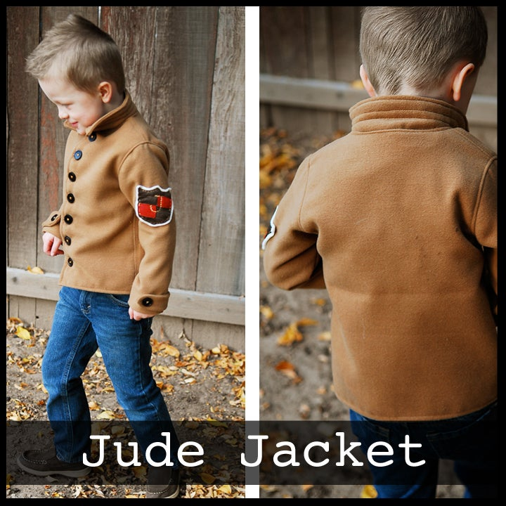 Image of Jude Jacket