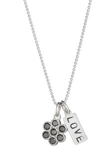 Image of Water Lily Love Necklace