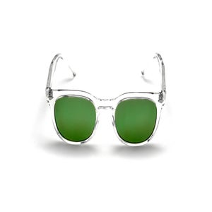 Image of Memento Audere Semper - Transparent + Deep Green Lens