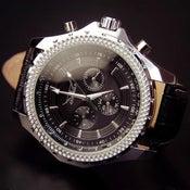 Image of Men's Watch / Antique Watch / Handmade Watch / Leather Watch / Automatic Mechanical Watch (WAT0243)