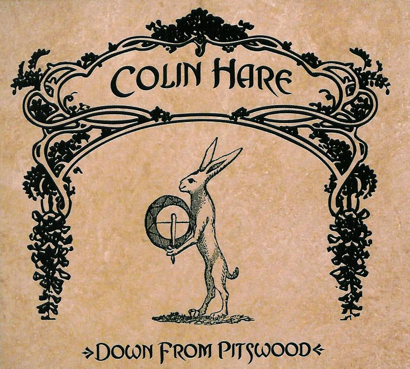 Image of Colin Hare - Down From Pitswood CD-EP
